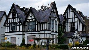 Grange Hotel, Rhyl