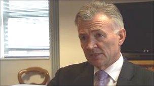 Senator James Perchard