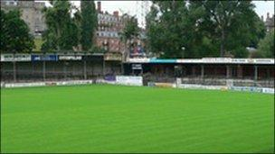 Gay Meadow - archive image