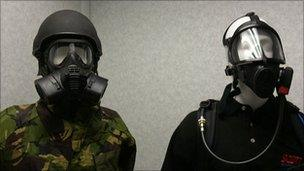 New masks to combat chemical, biological, radiological and nuclear warfare