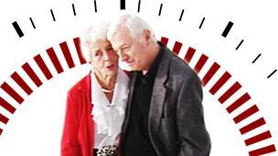 Living Longer graphic