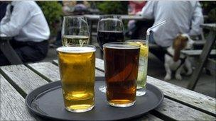 Drinking banning orders