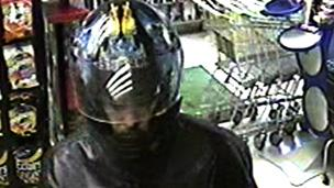 Moped rider being sought