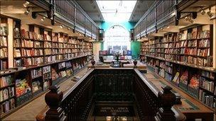Daunt Books of London