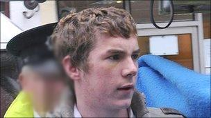 Eamonn Coyle received a year in a detention centre for killing his grandfather