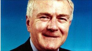 Ulster Unionist MLA David McNarry