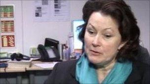 Angela Burns