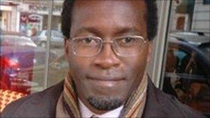 Callixte Mbarushimana (file image)