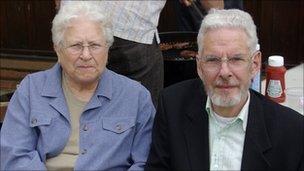 Dorothy and John Muir
