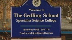 The Gedling School