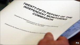 IMC report