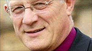 Right Reverend Peter Price