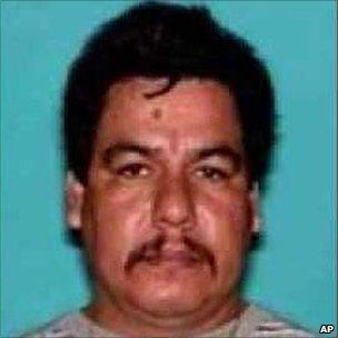 Ezequiel Cardenas Guillen in US DEA photo