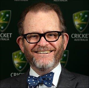 Peter Young of Cricket Australia