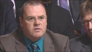 Councillor Darren Cooper - archive image