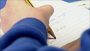 Primary school pupil - generic