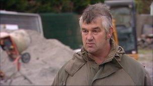 John Vokes, Trelawney Landscaping
