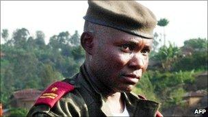 Gen Gabriel Amisi Kumba pictured in December 2004