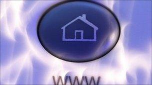 Home screen icon