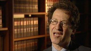 Professor Andrew Sanders