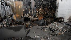 Pohang's gutted nursery home