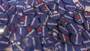Facebook badges