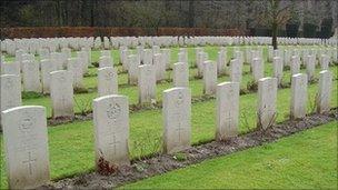 Reichswald War Cemetery
