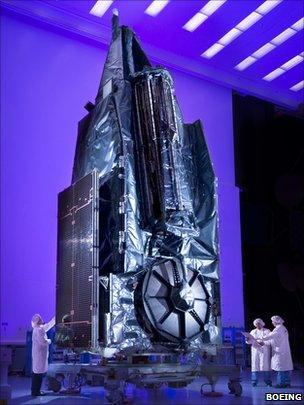 Skyterra-1 (Boeing)