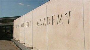John Madejski Academy