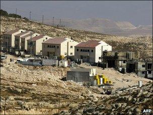 Jewish settlement of Almon (Anatot)