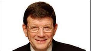 Sinn Fein West Tyrone MP Pat Doherty