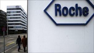 Roche's head office in Basel
