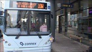 Connex bus
