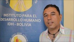Daniel Ruiz Diaz tested positive for HIV 20 years ago