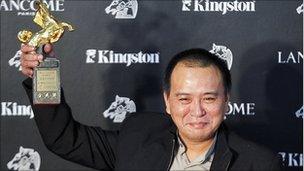 Taiwanese director Chang Tso-chi