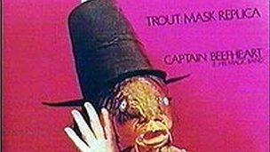 Trout Mask Replica album