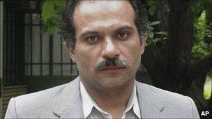 Masoud Ali Mohammadi (undated image)