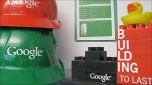 google hardhat