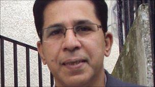 Dr Imran Farooq