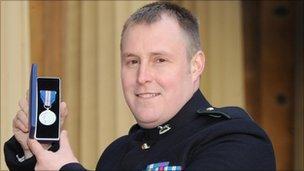 Corporal John Hardman