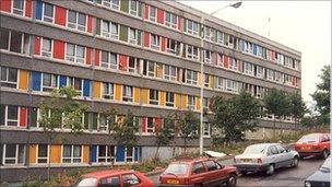 Rossville flats