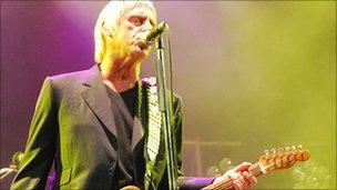 Paul Weller at Jersey Live 2010