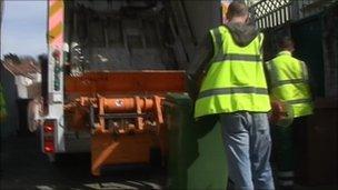 Council refuse operatives