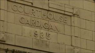 Cardigan Magistrates' Court