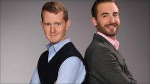 two former Jeopardy winners
