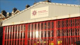 Northland Road Fire Station, Derry