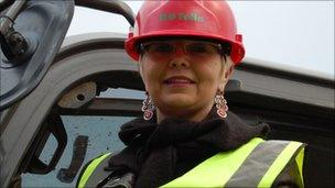 Guernsey Education Minister Deputy Carol Steere