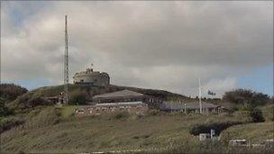Falmouth Coastguard Station
