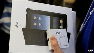iPad, AFP/Ggetty