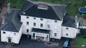 Ellingham Hall in Norfolk